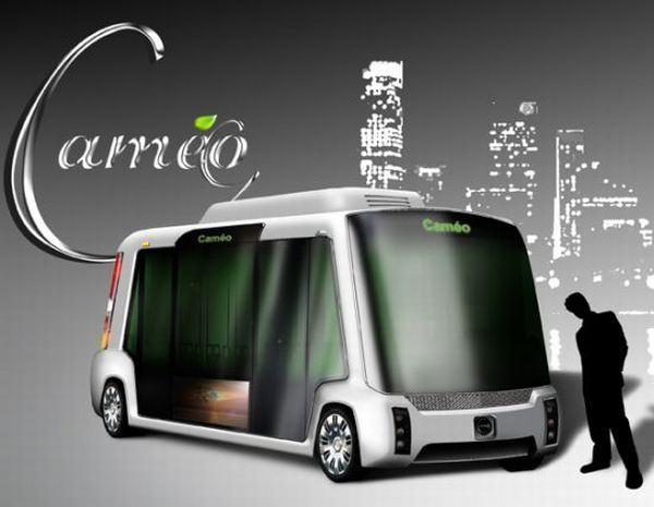 Концепт еко-автобуса Cameo