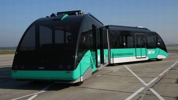 Концепт еко-автобуса AutoTram
