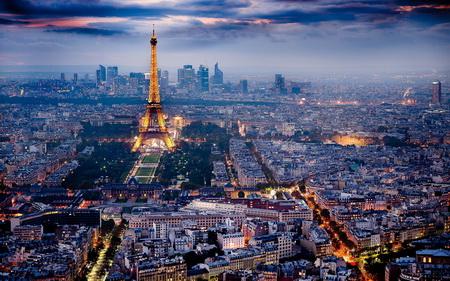 Факти про Париж