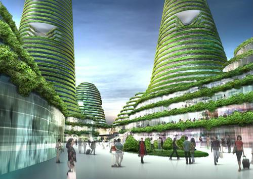 Будівлі, що пристосовуються до наших потреб в режимі реального часу