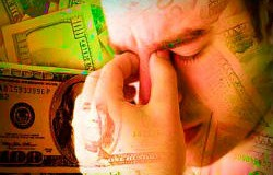 Фінансові проблеми роблять людей безчесними