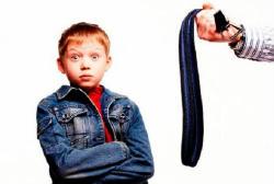 Фізічне покарання негативно відбивається на здоров'ї дитини