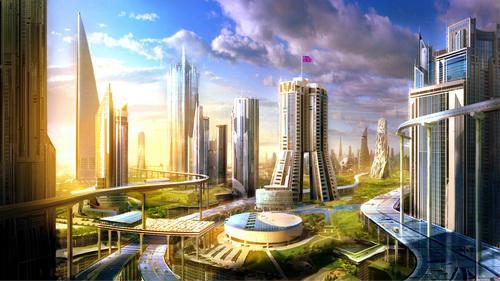 Міста майбутнього - що нам чекати