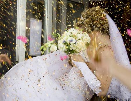 Шість фактів про весілля