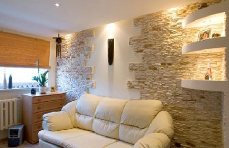 Переваги використання природного каменю