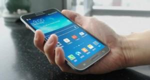 Samsung випустить в 2014 році смартфон з тристороннім дисплеєм