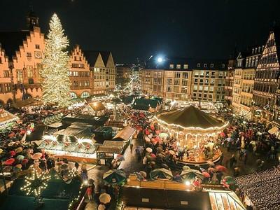 П'ять найцікавіших різдвяних ринків Європи