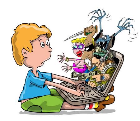 Батьківський контроль Інтернету