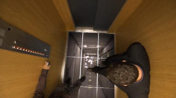 Ліфт для любителів гострих відчуттів