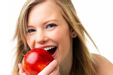 Вчені довели «молодильний» ефект яблук