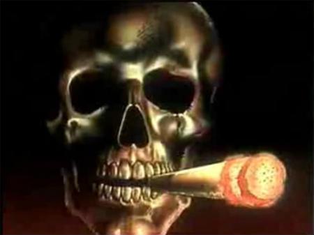 Лише одна згадка тютюну змусить закурити