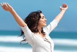 Негативні події, що відбувалися в минулому, роблять людину щасливою