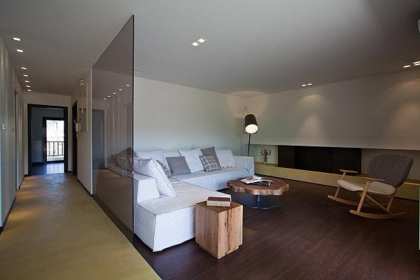 Елегантний і стильний дизайн квартири по- грецьки (1)
