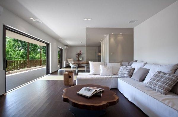Елегантний і стильний дизайн квартири по- грецьки (3)