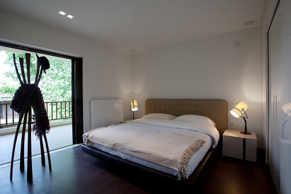 Елегантний і стильний дизайн квартири по- грецьки (8)