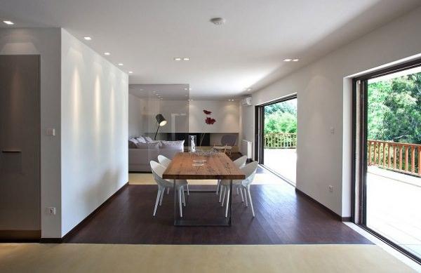 Елегантний і стильний дизайн квартири по- грецьки (5)