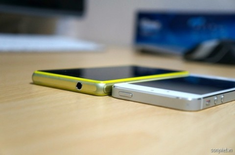 Чим краща Sony Xperia Z1F від iPhone 5s? (4)