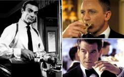 Джеймс Бонд повинен бути алкоголіком з цирозом і імпотенцією, констатували вчені