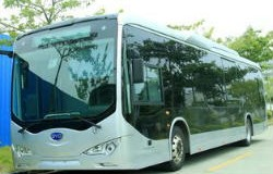 Електроавтобуси BYD перевозитимуть пасажирів у столиці Данії