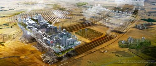 Іспанський архітектор розробив проект пересувного міста