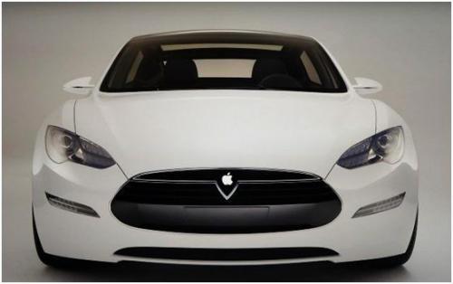 Apple запатентувала ґібрид автомобіля і iPhone (4)