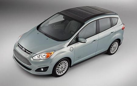 Ford представить у Лас-Вегасі машину на сонячній батареї