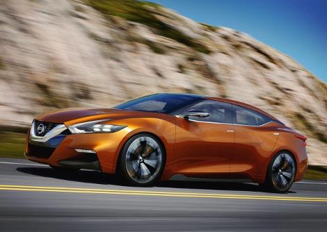 Nissan Sport Sedan Concept01