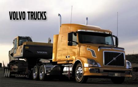 Новий додаток Volvo Trucks допомагає економити паливо