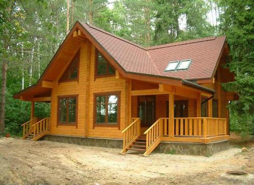 Будівництво будинку - який матеріал краще:газоблоки, дерево чи цегла (2)