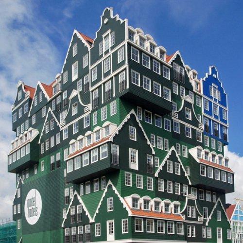 Дивовижні готелі світу (6)