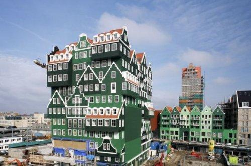 Дивовижні готелі світу (7)
