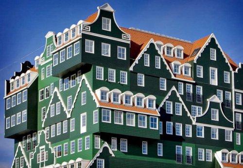 Дивовижні готелі світу (8)