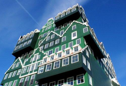 Дивовижні готелі світу (9)