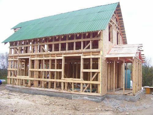 Будівництво будинку - який матеріал краще:газоблоки, дерево чи цегла (1)