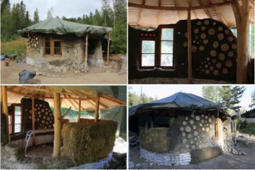 Використання соломи - інновація в еко-будівництві (3)