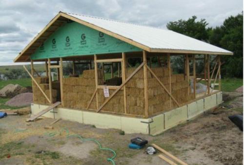 Використання соломи - інновація в еко-будівництві (13)