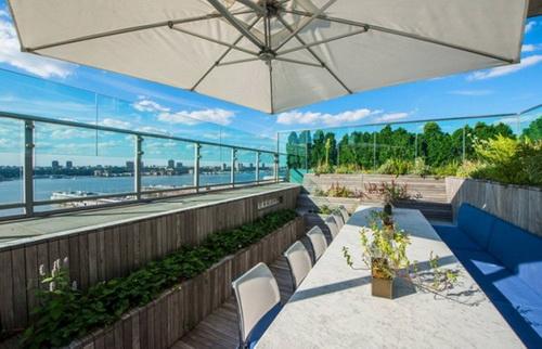 На даху готелю з'явився незвичайний ресторан з басейном і фермою (5)