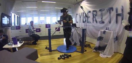 Skyrim і бігова доріжка: майбутнє віртуальних ігор