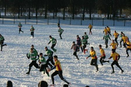 10 хвилин на холоді замінюють тренування