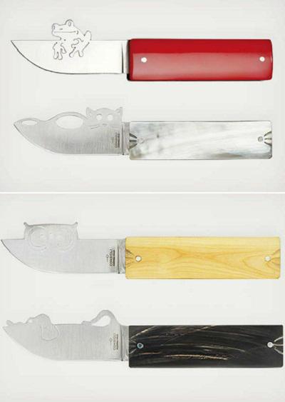 Огляд лякаючих і веселих дизайнерських фантазій на тему столових ножів (10)