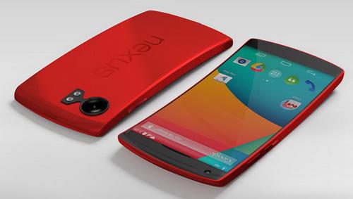 Концепт смартфона Nexus 6 із зігнутим дисплеєм (2)
