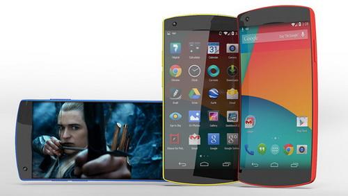 Концепт смартфона Nexus 6 із зігнутим дисплеєм (3)