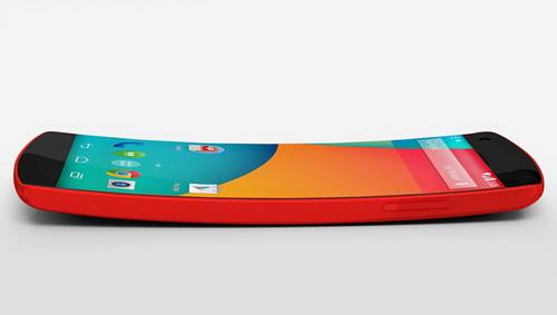 Концепт смартфона Nexus 6 із зігнутим дисплеєм (4)