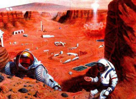 """Мусульманські лідери прийняли фатву (рішення, яке прийняте на основі принципів ісламу), згідно з якою віруючим заборонено жити на Марсі, оскільки на те немає """"праведної причини"""". На даний момент заявки на участь у проекті """"Mars One"""" подали 500 саудівців і арабів.  Стати учасниками проекту під керівництвом Баса Лансдорпа (Bas Lansdorp) - """"Марс- один"""" (Mars One), метою якого є відбір астронавтів і політ на Марс з основою колонії, висловило величезна кількість людей з усього світу, в тому числі 500 саудівців і арабів.  Проте нещодавно стало відомо, що мусульманам заборонили бути марсіанами, тобто бути жителями колонії на Марсі. Ця фатва була прийнята після того, як богослови з Вищої ради у справах ісламу (GAIAE) дізналися про намір засновників проекту """"Mars One"""" заснувати на червоній планеті населений пункт.  Після обговорення проблеми авторитетні судді дійшли висновку, що спроба влаштуватися на Марсі рівносильна самогубству, а свідома відмова людини від життя заборонена ісламом.  """"Одностороння подорож представляє реальну небезпеку для життя, що ніколи не буде виправдано ісламом. Існує можливість того, що людина, яка бере участь у польоті на Марс, буде дуже вразлива і не зможе залишитися там в живих. Зрештою астронавти загинуть без праведної причини і в загробному житті їм буде уготовано таке ж покарання, як і самогубцям"""", - заявили вони.  Богослови додали, що, згідно з нормами ісламу, найбільшою цінністю є людське життя, тому навіть така несвідома спроба суїциду, як участь у польоті на червону планету, повинна бути зупинена.  """"Про захист життя від усіх можливих небезпек чітко говориться в Корані:« Не вбивайте самих себе! Воістину, Аллах милостивий до вас»"""", - підкреслив професор Фарук Хамада (Farooq Hamada), що очолив комітет з обговорення даної проблеми.  Варто відзначити, що стати астронавтами забажало більше 200 000 чоловік, причому деякі з них спробували звернути на себе увагу досить оригінальним способом.  """"У нас були претенденти, які, мабуть, сприймають місію на"""