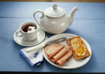 Сніданок — час, коли людина має саме гарний настрій