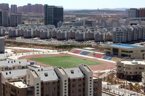 Китайський Ордос: найбільше місто-привид в світі (6)