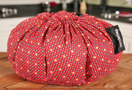 The Wonderbag - унікальний пристрій для приготування їжі без енергетичних витрат.