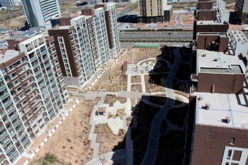 Китайський Ордос: найбільше місто-привид в світі (8)
