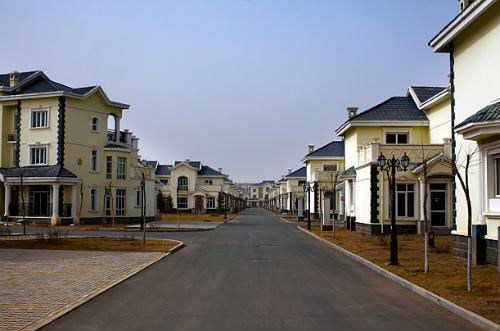 Китайський Ордос: найбільше місто-привид в світі (4)