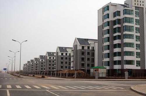 Китайський Ордос: найбільше місто-привид в світі (3)